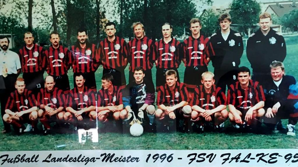 Aufsteigermannschaft 1996