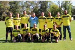 Falken besiegen Elstal im Ü 40-Derby 5:0