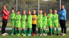 """""""Nur"""" noch Dritter – E-Jugend verliert gegen den SV Dallgow 47 III mit 2:6"""