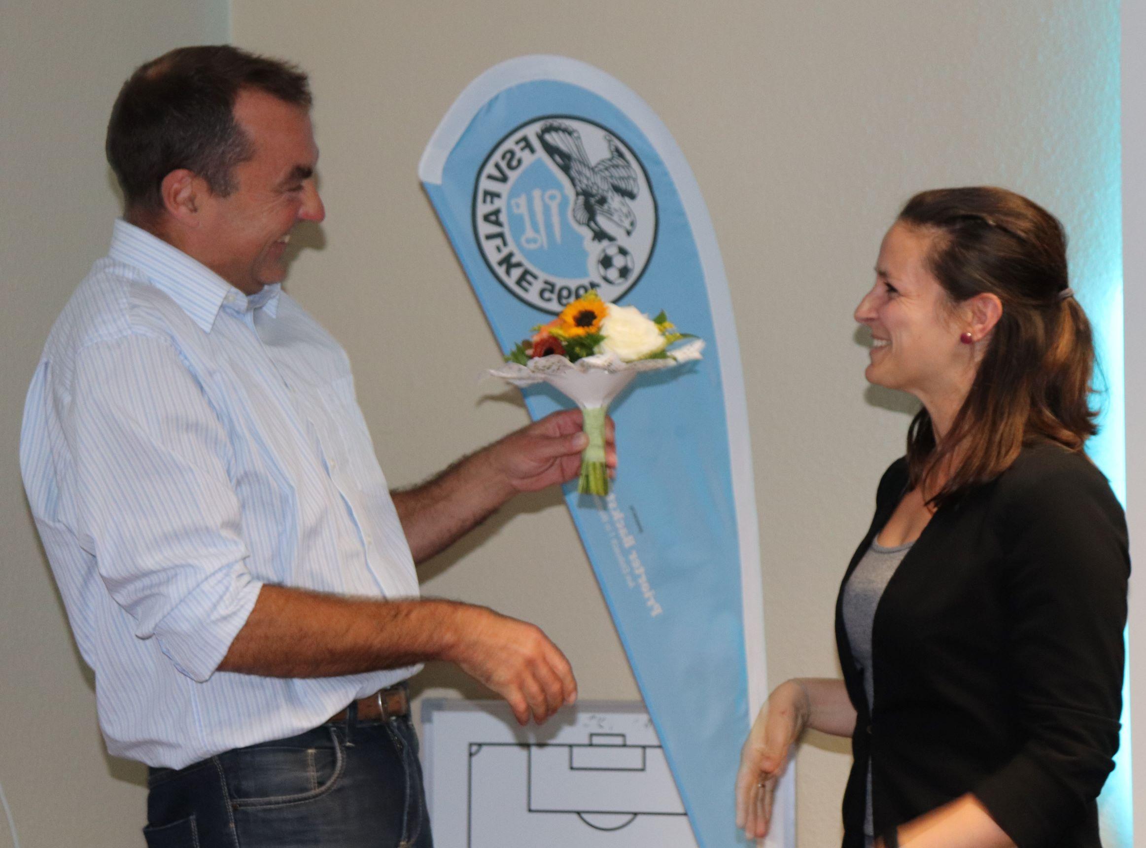 Vorstand wieder komplett – Corinna Stackebrandt übernimmt die Jugendarbeit