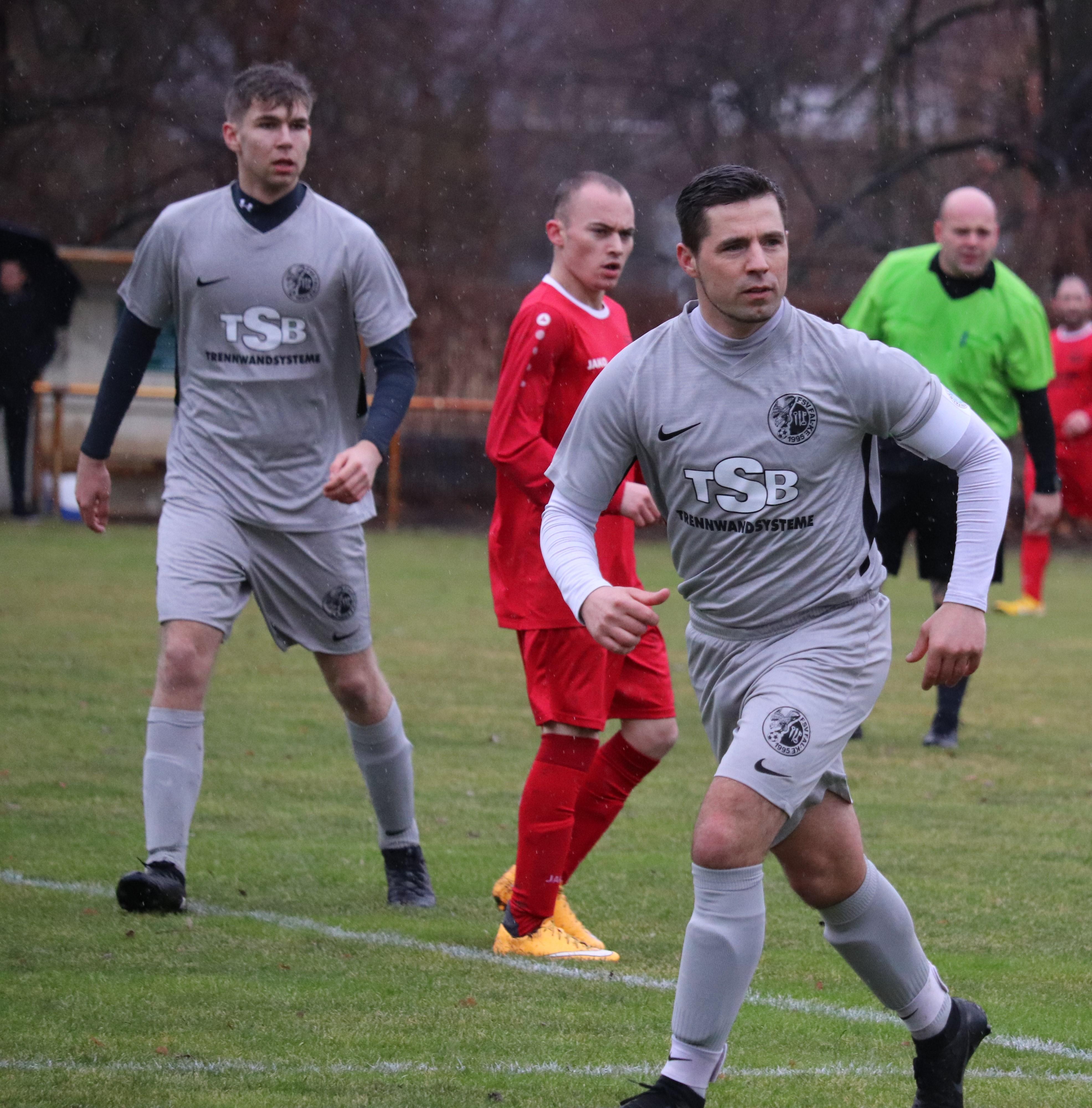 Testspiel erfolgreich – 7:0 gegen FC Markee