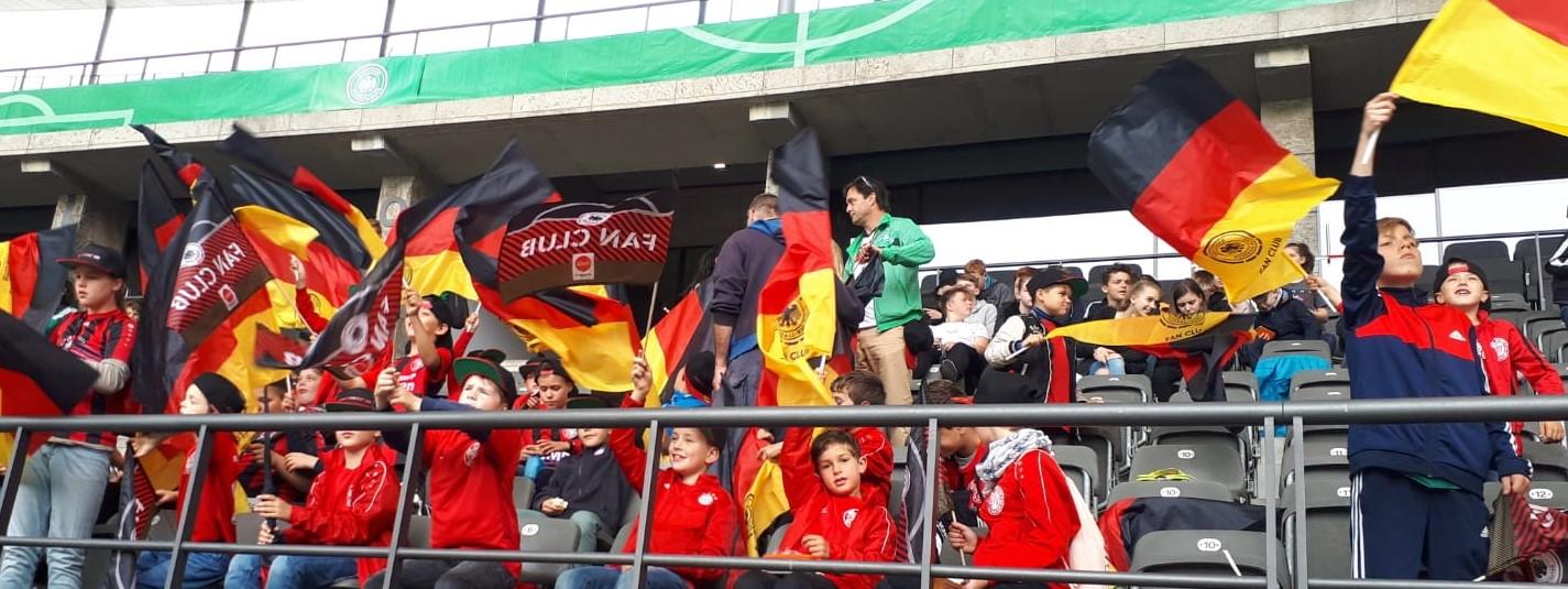 Die Jugend feiert … Fußball! Kindertagsturnier am Samstag!