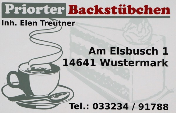 Priorter Backstübchen