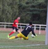 Röschen Fußballgott – 2:4 in Rathenow