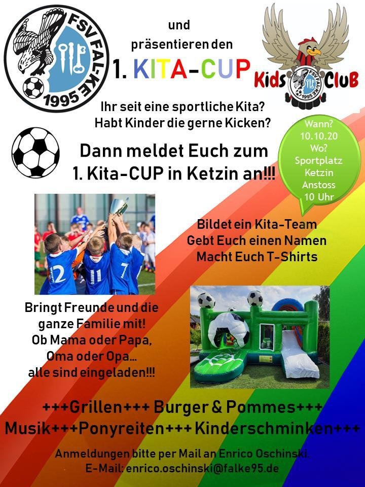 Einladung zum KitaCup