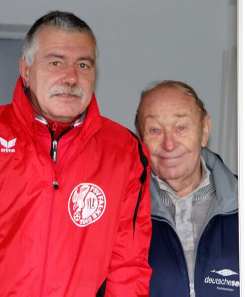 Volker und Günter